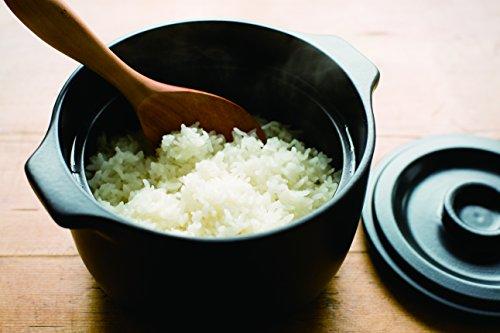 KINTO(キントー)KAKOMI炊飯土鍋2合ブラック25195