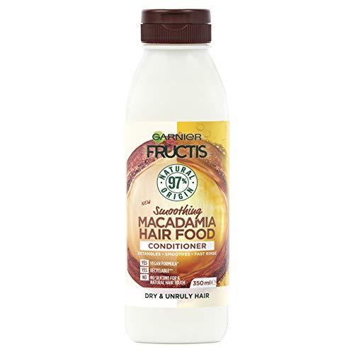 Garnier Fructis Hair Food Macadamia Shampoo 350ml