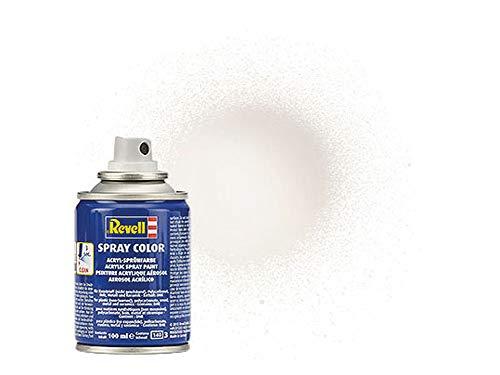 Revell Revell_34104 34104 Spraydose weiß, glänzend Spray Color, Farben in der praktischen 100-ml-Sprühdose