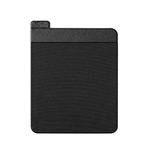 Yseng Selbstklebende Laptop-Rücken-Aufbewahrungstasche, Maus, digitale Festplatte, Laptop-Zubehör, Organizer, Tasche für Laptop