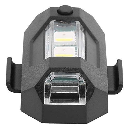 Pwshymi Regolazione Manuale a Tre Colori Luce Potente penetrante per DJI Night Fly Strobe Drone Spia per Mavic