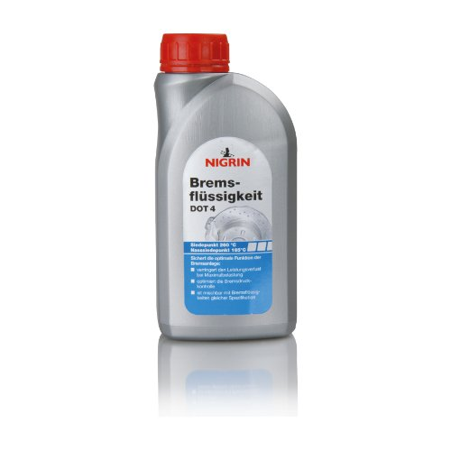 NIGRIN 74080 Bremsflüssigkeit DOT4, 500 ml