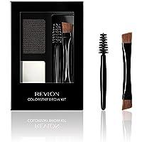 Revlon ColorStay Brow Kit, 101 Soft Black
