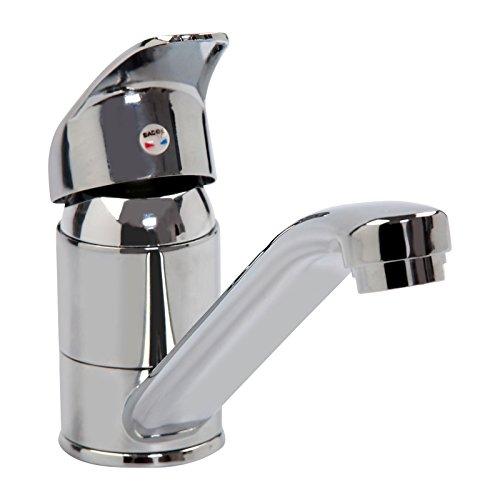 AllRight Spültisch Armatur Küchenarmatur Einhebelmischer Wasserhahn Küche - 5