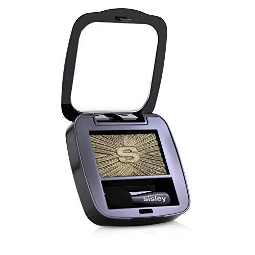 Sisley Unisex Sombra DE OJOS Phyto-Ombre AUGENSCHATTEN 25 METALLIC Khaki 1UN, Negro, Standard