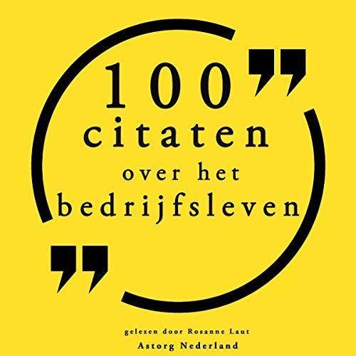 100 citaten over het bedrijfsleven Titelbild