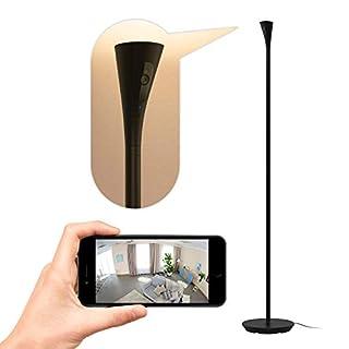 Panasonic KXHNC855B Homehawk Floor Indoor Camera Security and Surveillance, Black (B00INOUG72) | Amazon price tracker / tracking, Amazon price history charts, Amazon price watches, Amazon price drop alerts