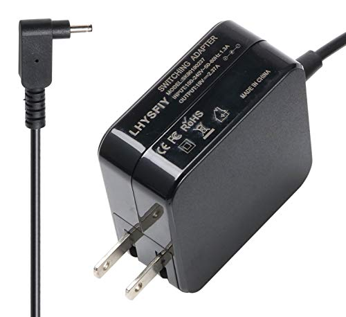 45W Laptop Adapter Charger for Acer Chromebook N15Q8 N15Q9 N15Q10 N16Q13 N16P1 N18H1 CB3-431 CB3-431-C5FM A13-045N2A PA-1450-26 AC Power Supply Cord