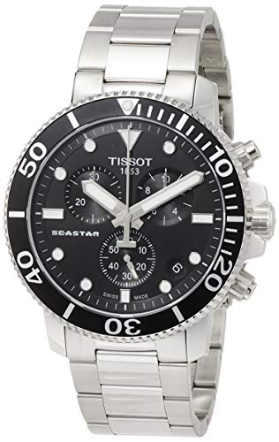 Tissot Men's Seastar 660/1000 Swiss Quartz...