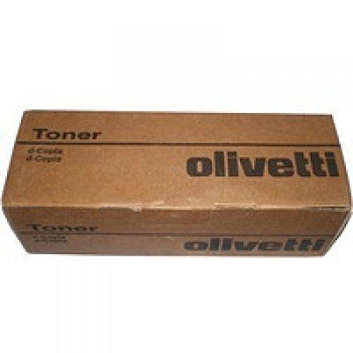 Original Olivetti B1006 /, Premium Drucker-Kartusche, Cyan, 6000 Seiten