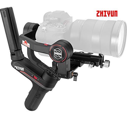 Zhiyun Weebill S Gimbal, 3-Axis Stabilizer for DSLR Camera
