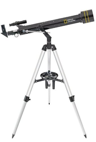 National Geographic 60/700 Telescopio refractor AZ