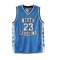 Jordan Bulls#23男性、レトロベストメッシュ通気性スポーツフィットネス屋外ファンスポーツウェア、バスケットボールジャージー(S~2XL) blue-XXL