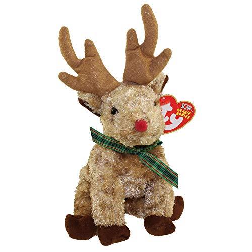 Ty Beanie Babies Rudy - Reindeer