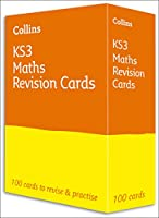 KS3 Maths Revision Question Cards: Prepare for Secondary School (Collins KS3 Revision)
