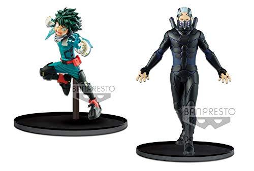 僕のヒーローアカデミア THE MOVIE ヒーローズ:ライジング VS VILLAIN DEKU & VS HERO NINE フィギュア 全...