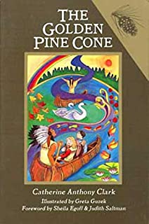 The Golden Pine Cone