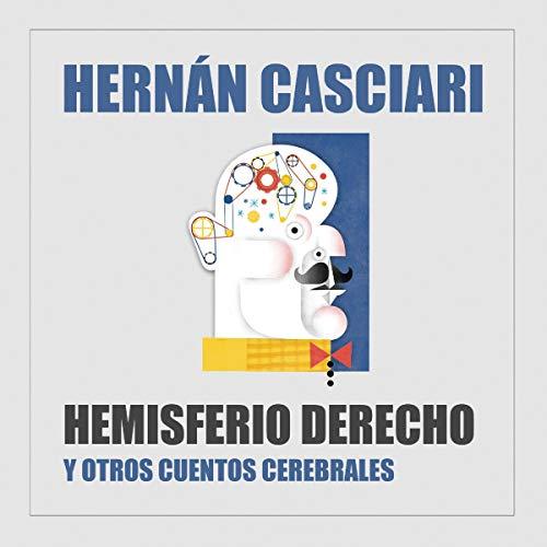 Hemisferio Derecho audiobook cover art