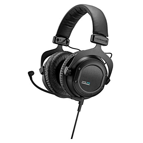 beyerdynamic CUSTOM Game Interactive Gaming Headset, Black