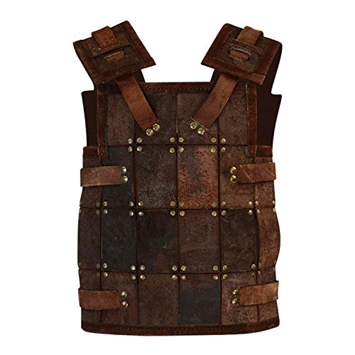 Epic Armoury Armor Venue - RFB Fighter Leather Armor - Brown Large