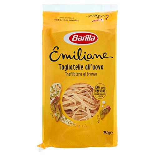 Barilla Emiliane Tagliatelle all' Uovo, 250g