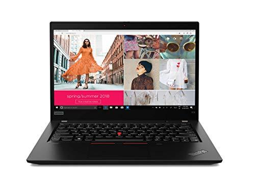 "Lenovo ThinkPad X13 Gen 1 - Portátil 13.3"" FullHD (Intel Core i5-10210U, 8GB RAM, 512GB SSD, Intel UHD Graphics, Windows 10 Pro), Color Negro - Teclado QWERTY Español"