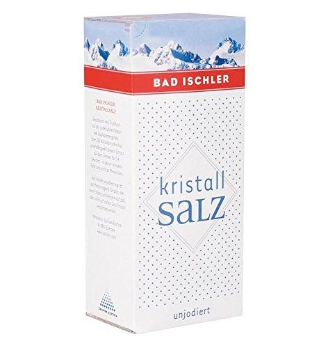 Bad Ischler Kristallsalz 500g, unjodiert
