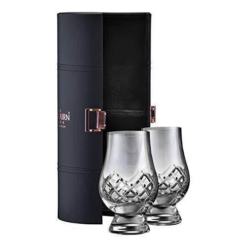 Glencairn Whiskygläser aus Glaskristall - 2 Stück