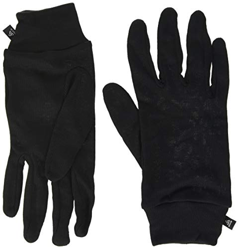 Odlo Gloves Originals Warm Guantes, Sin género, Black, M