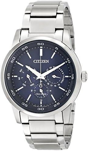 Citizen Eco Drive Men s BU2010 57L Dress Analog Display Silver Watch product image