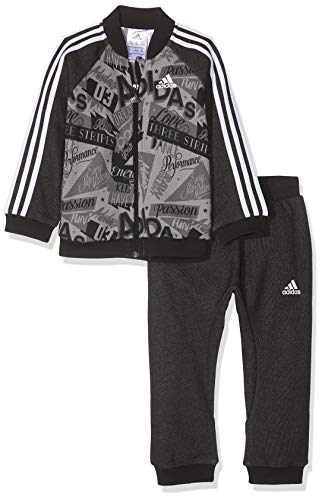 Adidas Unisex baby basketbal Jogger French Terry Trainingspak