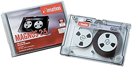Imation Magnus 2.5 Gb Data Cartridge Slr 4 5 Gb