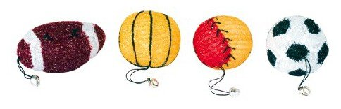 Chadog Ballons De Sport (Lot De4)