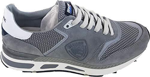 Blauwe Hilo Sneakers voor heren