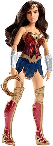 DC Comics-900 FDF35 Muñeca de Moda Wonder Woman Hero, 0 (Mattel