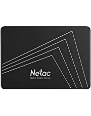 Netac SSD 128GB 内蔵2.5インチ SATA3.0 6Gb/s 7㎜ 3D NAND FLASH 3年保証 PS4動作確認済み 最大510MB/sまでの読取速度 -N530S
