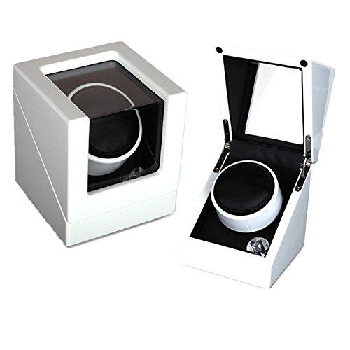 SJGNB 1 +0 Shaker Automatische Single Watch Winder Display Box Einzel Japan Motor Kissen Polnischen Holz Aufbewahrungskoffer Veranstalter , 004