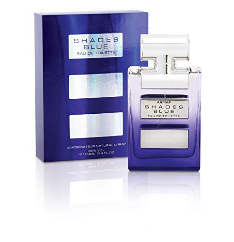 Armaf Shades Blue By Armaf Eau De Toilette Spray 3.4 Oz