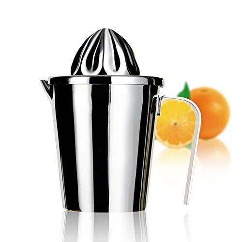 Manual Copa Exprimidor Exprimidor Naranja, Acero Inoxidable 304, Alta Calidad Durable, Portátil, Mini Exprimidor Casero, Limpieza Fácil, Jugo De Limón Saludable