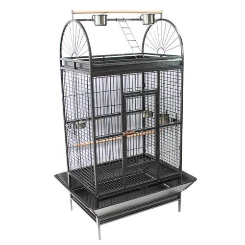Viveiro Top Ideal para Pássaros Pequenos e Médios 179x79x102 cm