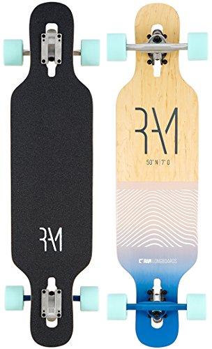 RAM Longboards Longboard Complete Okun 8.75
