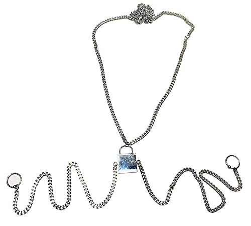 Raphycool Nipple to Necklace Half Body Chain