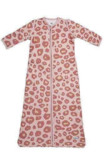 Meyco 514054 - Sacco nanna invernale, 90 cm, colore: Rosa