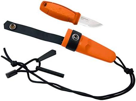 Morakniv Eldris Fixed Blade Pocket Sized Knife with Sandvik Stainless Steel Blade Lanyard and product image