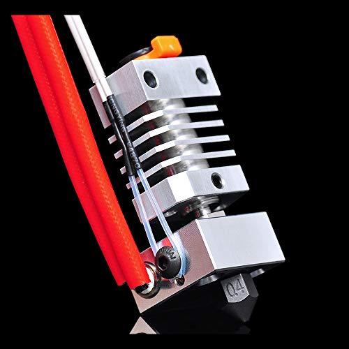 IU3D Upgrade CR10 Hotend All Metal Precision Hotend Titanium Alloy Heat...