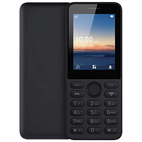 Teléfono rojo antiguo, teléfono de espera prolongada, teléfono de barra, teléfono de gran capacidad, teléfono de doble modo de espera con tarjeta dual, teléfono de estudiante con soporte para Wi-Fi B