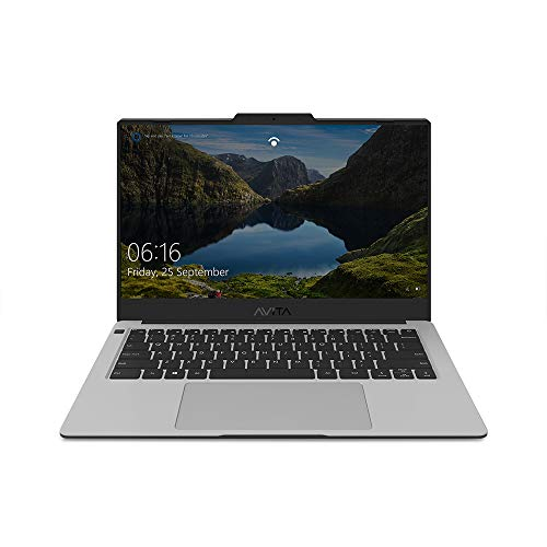 AVITA LIBER V14 NS14A8INW561-SSA 14-inch Laptop (AMD R7-3700U/8GB/512GB SSD/FHD/Windows 10 Home/Intel UHD Graphics 620/ 1.25KG), Star Silver