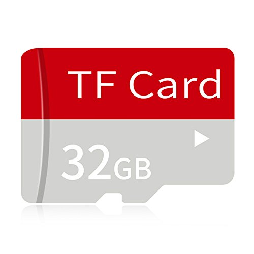 Hanbaili Paquete de Adaptador de Tarjeta de Memoria Micro SD SDXC de 32GB Plus (Clase 10) Flash de Alta Velocidad MicroSDXC 4K Flash para teléfono Celular, Tablet PC, GPS, Drone, cámara
