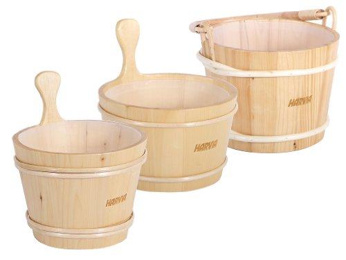 Harvia Sauna-Kübel 4 l mit Kunststoffeinsatz