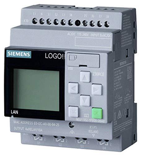 Siemens 6ED10521FB080BA0 Anthrazit